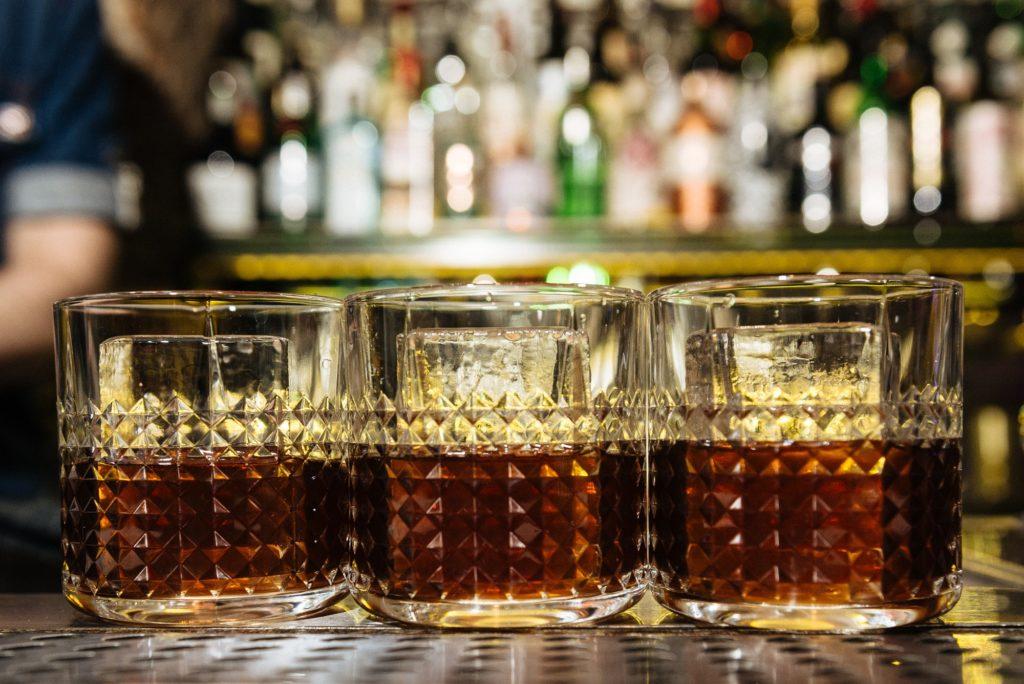 Виски бар «Шалом Шанхай»