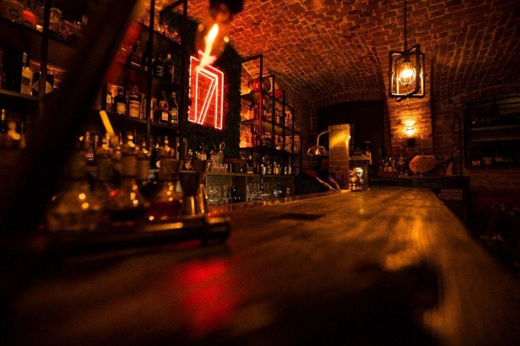 Секретный бар «П7» Екатеринбург