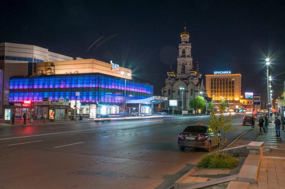 ТОП-20 достопримечательностей Екатеринбурга