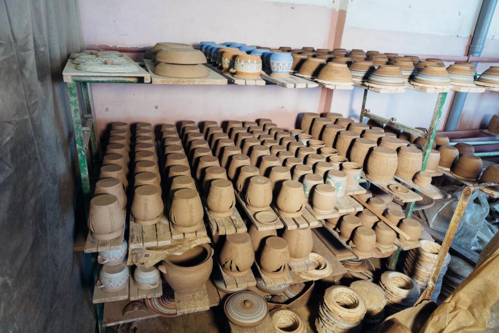 таволжская керамика