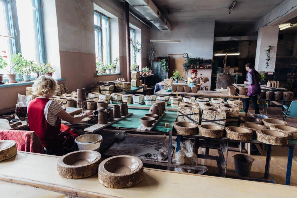 Таволожская керамика