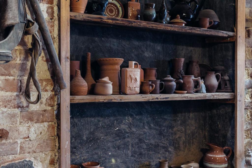 таволжская керамика производство